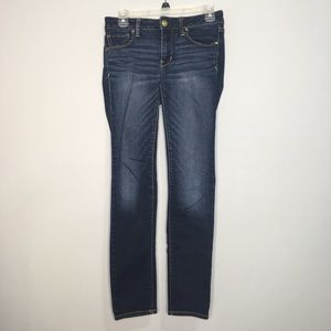 American Eagle 4 Super Stretch Skinny Jeans small
